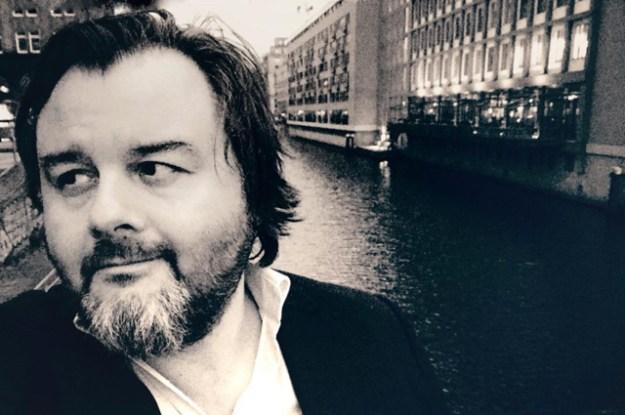 Andreas Achtziger, geistiger Vater der künftigen Zero-Waste-Markthalle Appelhoff & Botterfatt