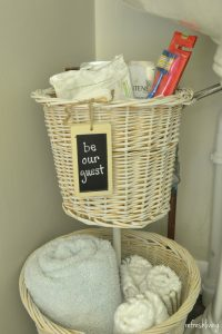 Baskets For Bathroom Storage With Excellent Photo In ...