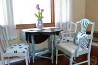 Painted & Reupholstered Dining Chairs - Mix & Match ...