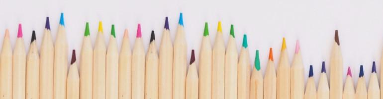 pencils denoting learning culture