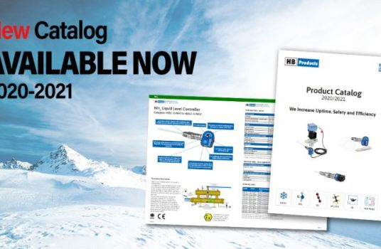 Nuevo catálogo HB Products