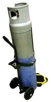 RDA Refrigerant Cylinder Trolley
