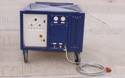 RDA Industrial refrigerant recovery units for onshore gas terminals