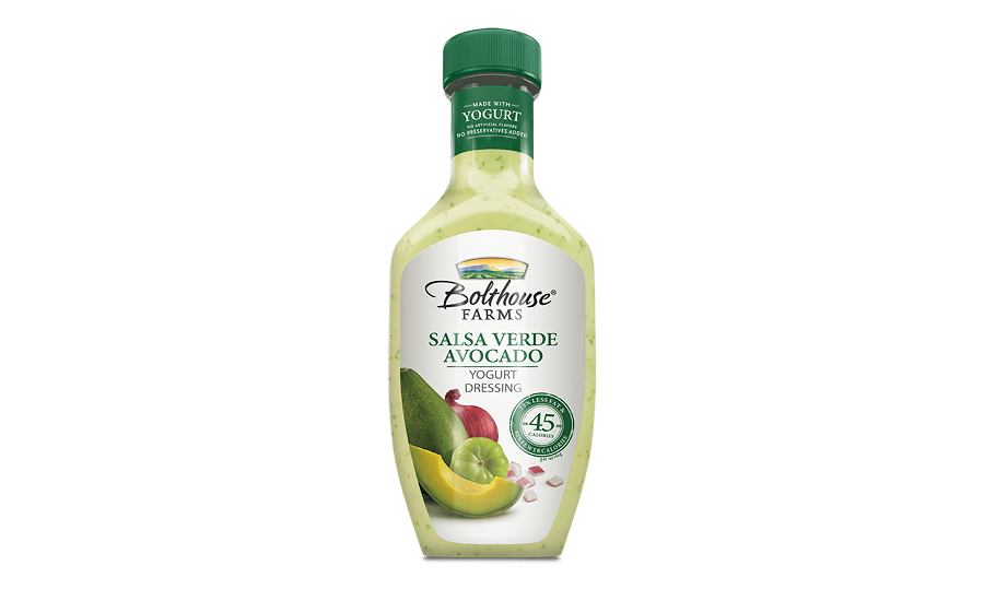LowFat LowCalorie Salad Dressing Made from Yogurt