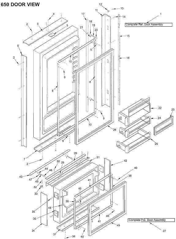 Sub Zero 249ff Wiring Diagram : 29 Wiring Diagram Images