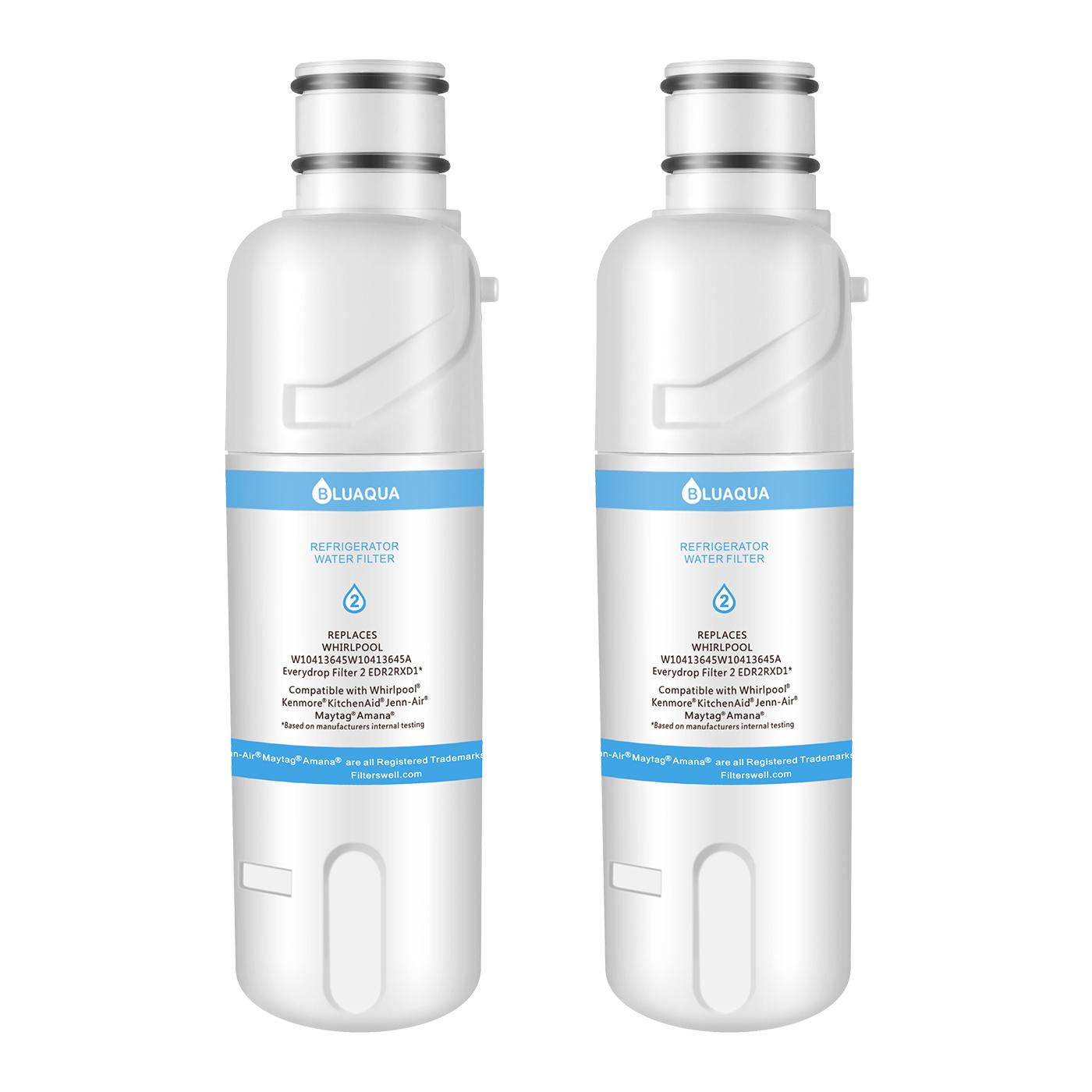 Kitchenaid Kfis29pbms00 Water Filter Edr2rxd1 2 Pack