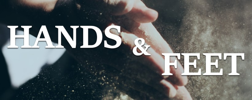 Hands and Feet web banner