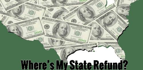 Where's My State Refund?