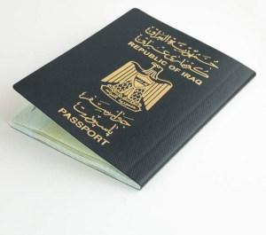 تجديد الجواز العراقي في القنصلية العراقية في اسطنبول
