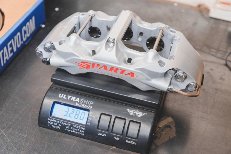 IMG_4417 Big Brake Kit for E92 M3 MK7 Golf R Sparta Evolution Triton R