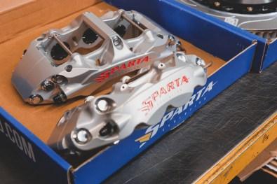 IMG_4441 Big Brake Kit for E92 M3 MK7 Golf R Sparta Evolution Triton R
