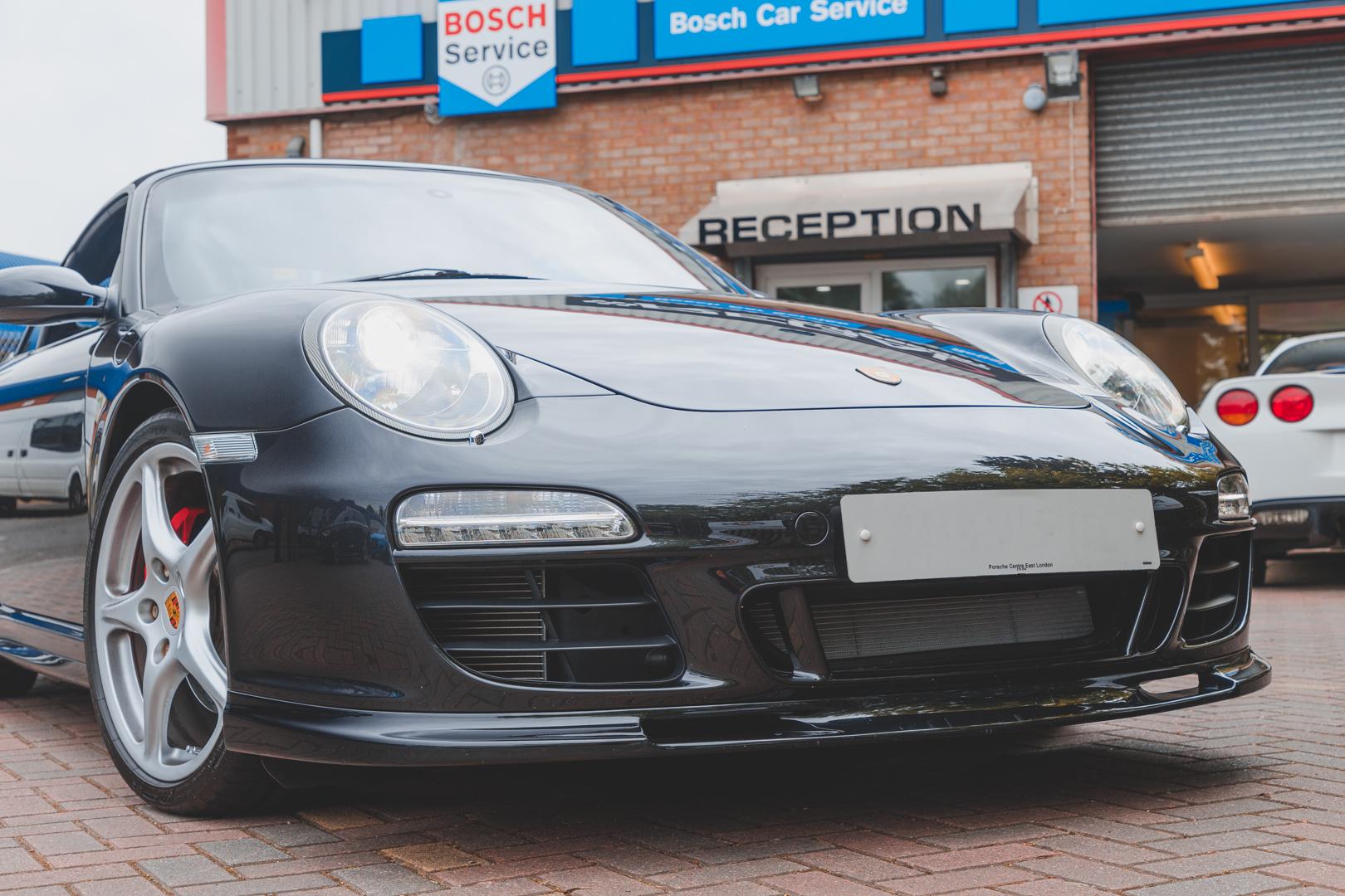 Porsche 997 C4S Supercharger Upgrade - Regal Autosport