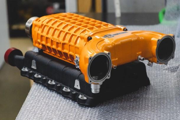 Huracan Supercharger