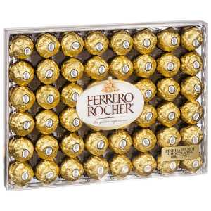Ferrero Rocher Chocolates 48 Pack, 600g Regal Flowers