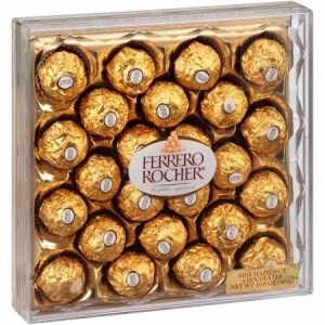 Ferrero Rocher Chocolates 16 Pack, 375g Regal Flowers
