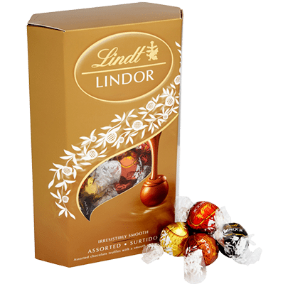 Lindt Lindor Irresistably Smooth Assorted 200g and 337g