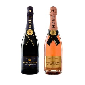 Moet & Chandon Rose Imperial - Rosé Sparkling Wine from Champagne France