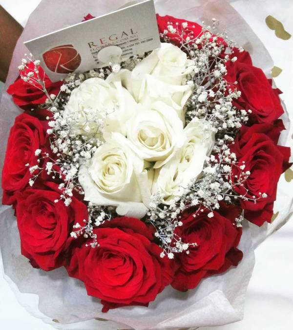 bridal bouquet 130