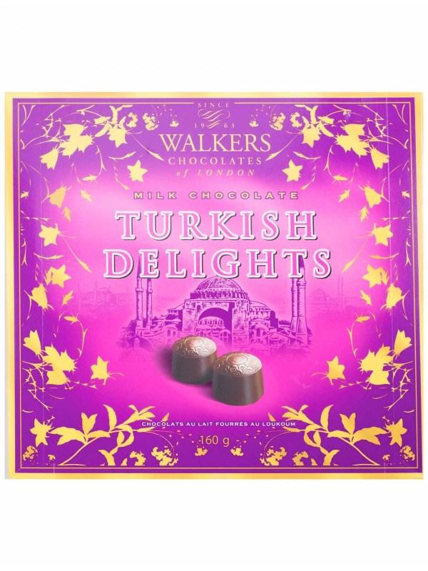 Walkers Turkish Delight 160g