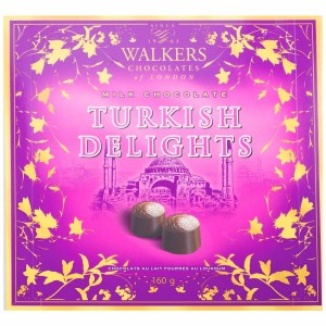Walkers Turkish Delight 160g