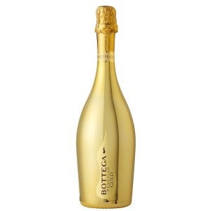 This Luxurious Bottega Gold Prosecco comes from Venice the most romantic city in Europe, made from hand picked grapes and in its eye catching bottle it is more than a match for any Champagne.