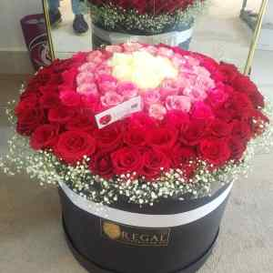 VIP Cercle d'Amour roses