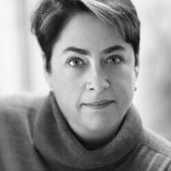 Louise Marburg, winner of 2019 W.S. Porter Prize