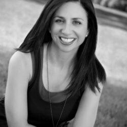 Brenda Ferber, finalist in Fitzroy Books' Kraken Book Prize