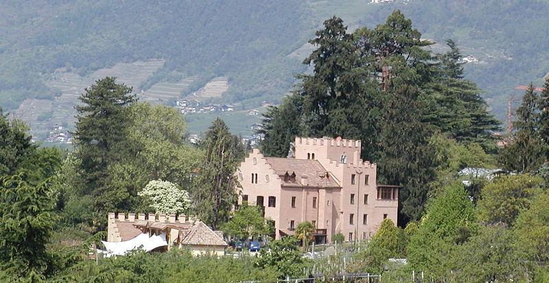 Soggiorno in castello  Merano  regali 24