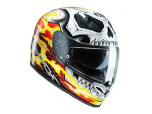 gadget personaggi marvel casco ghost rider