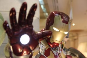 iron man gadget supereroi marvel
