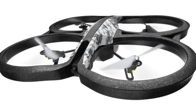 drone giocattolo da telecomandare con smartphone