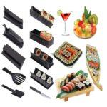 kit preparare sushi regali cucina