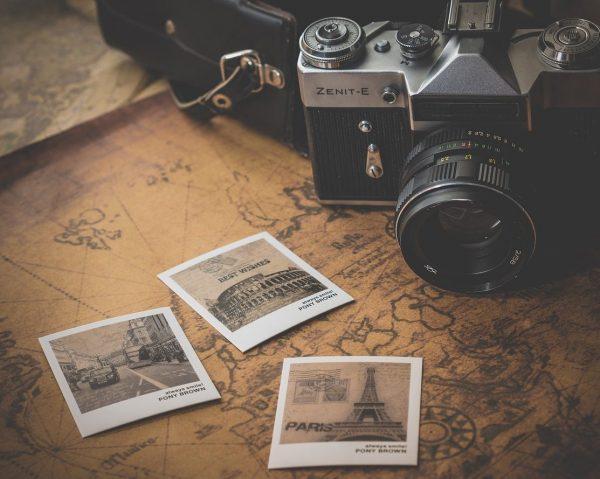 macchina fotografica planning viaggio