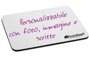 gadget personalizzati mousepad con foto