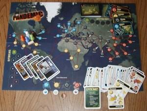 migliori giochi da tavolo pandemia