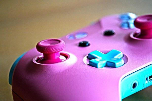 gamepad per bambini per videogiochi