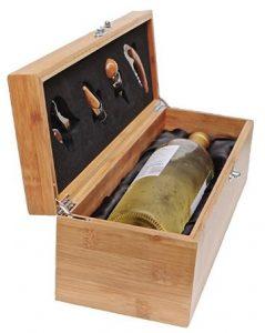 regalo uomo per amanti del buon vino