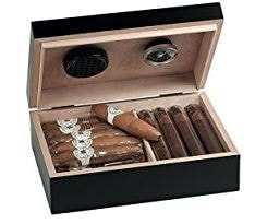 scatola controllo umidità per sigari