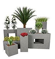 set vasi per fiori