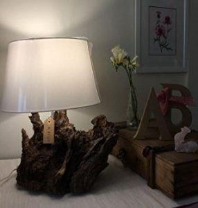 lampada realizzata a mano regalo donna arigianale