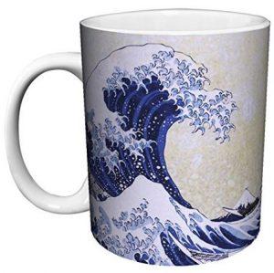 tazza la grande onda