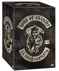 cofanetto serie completa dvd sons of anarchy