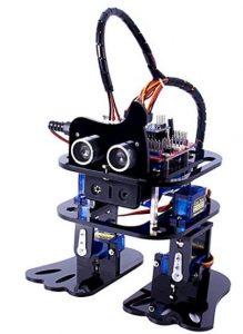 robot giocattolo per bambini da costruire e programmare