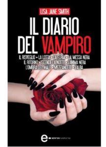 libro urban fantasy il diario del vampiro