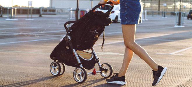regalo donne incinta passeggino