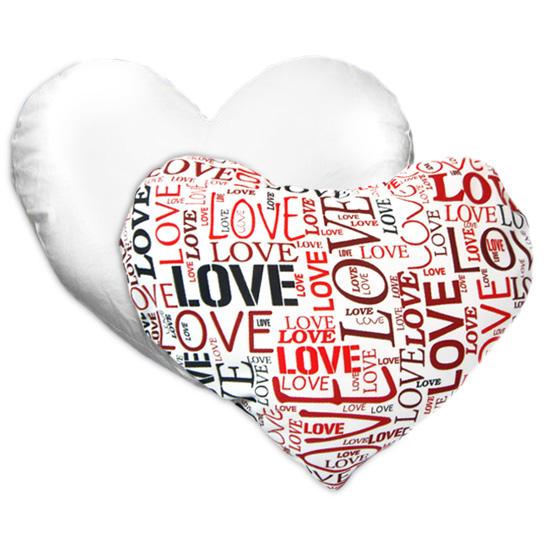 Cuscino Cuore Love  Regali San Valentino