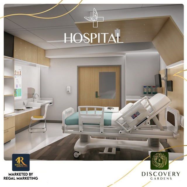 hospital in discovery gardens Islamabad