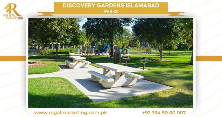 Peaceful enviorment in discovery gardens Islamabad