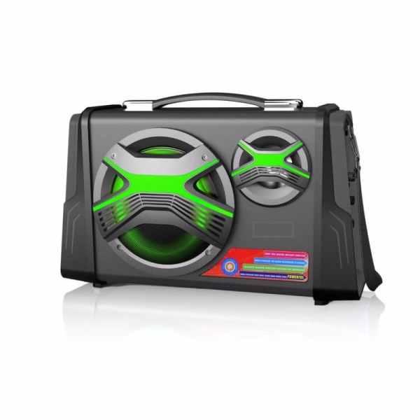 karaoke fujicell verde